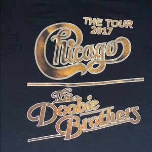 THE TOUR 2017 CHICAGO/THE DOOBIE BROTHERS Tee